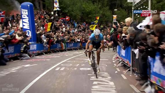 Cycleboredom | Screencap Recap: #Limburg2012 - Raw Chaos of the Beautiful Moment