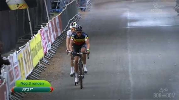 Cycleboredom | Screencap Recap: GP Neerpelt - Nog 3 Ronden