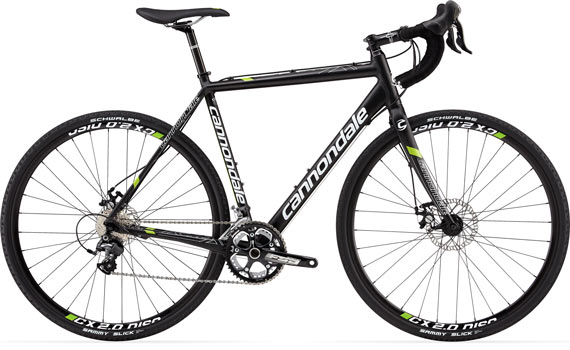 Bike of the Week: Cannondale CAADX Disc Ultegra