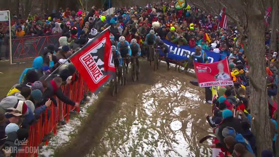 Screencap Recap: 2013 UCI Cyclocross World Championships - Spectacle!