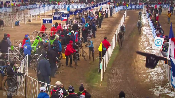 Screencap Recap: 2013 UCI Cyclocross World Championships - Werkgroep Franco/Belge