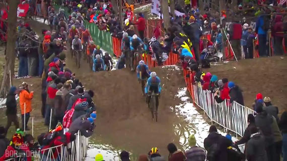 Screencap Recap: 2013 UCI Cyclocross World Championships - This 'Merica?