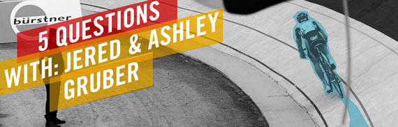 5 Questions With: Jered & Ashley Gruber