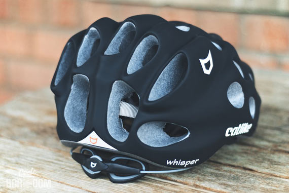 First Look: Catlike Whisper Helmet | Quarter