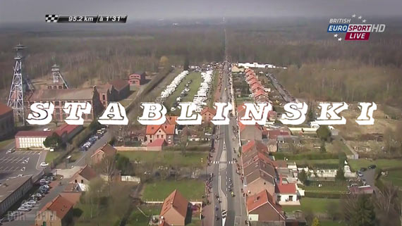 Screencap Recap: Paris-Roubaix 2013 - STABLINSKI