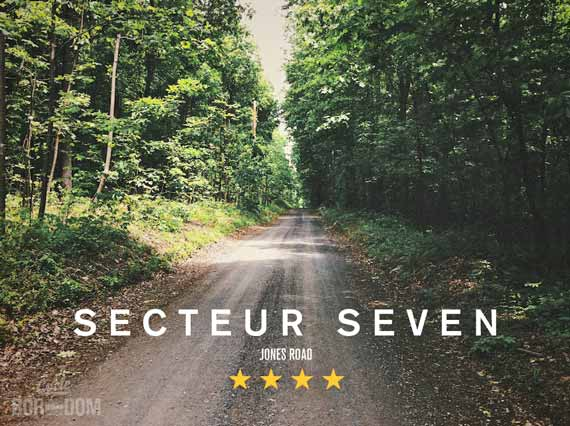 The Gravel Grind/Chip-Seal Ordeal: A Photo Essay Of Incredible Length And Breadth - Secteur Seven