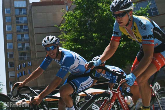 Photoset: 2013 Air Force Cycling Classic - Clarendon Cup
