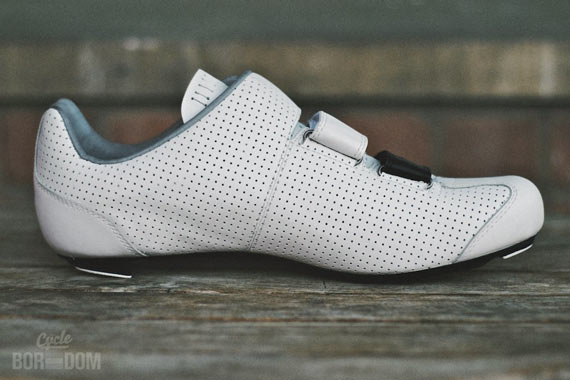 First Look: Rapha Grand Tour Shoes - Simplicity