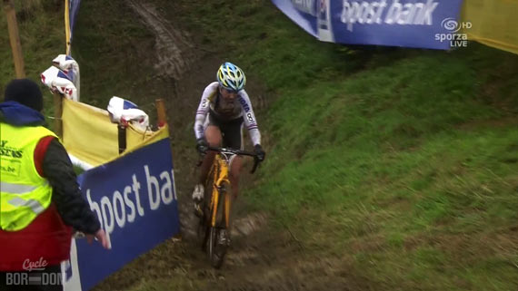 Weekend CX Ronden: Rinse After Ronse