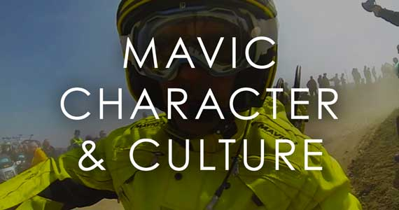 Released: Mavic—Character and Culture