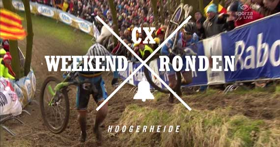 Weekend CX Ronden: Hoogerheide #CXWorlds