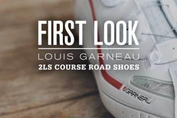 First Look: Louis Garneau 2LS Course Road Shoes