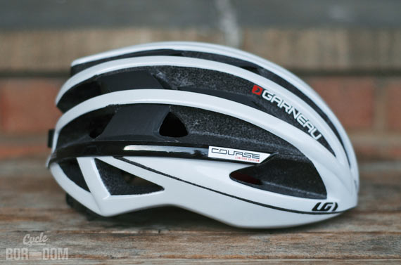 First Look: Louis Garneau Course Helmet