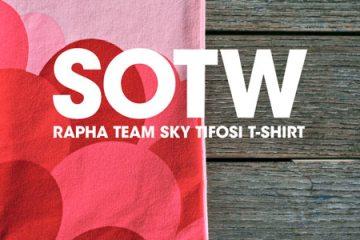 Shirt of the Week: Rapha Team Sky Tifosi T-Shirt