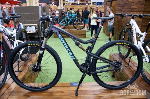 Interboredom 2014: A Typology of Interbike Bikes - Day 1