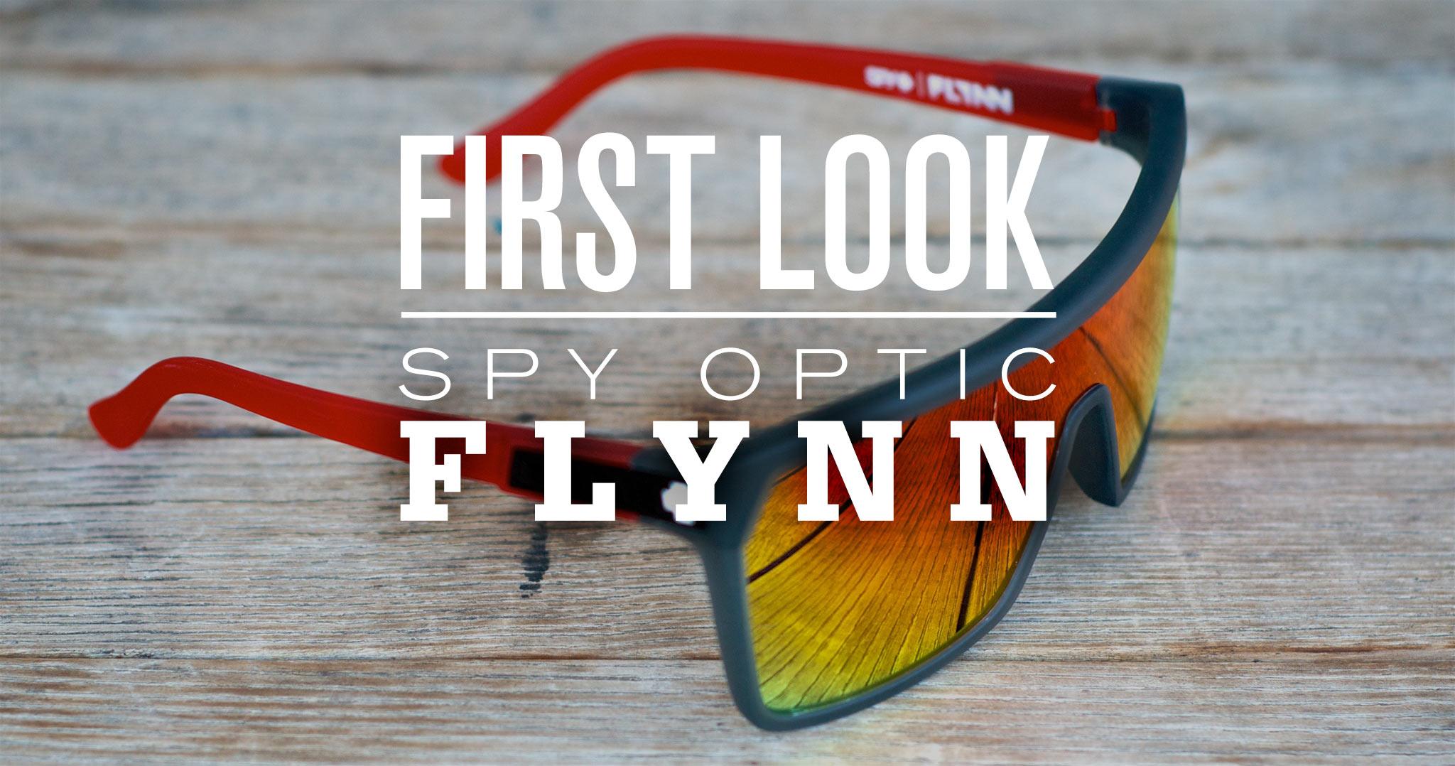 First Look: Spy Optic Flynn