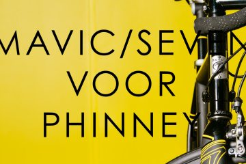 Mavic/Seven Cycles Auction Voor Davis Phinney Foundation