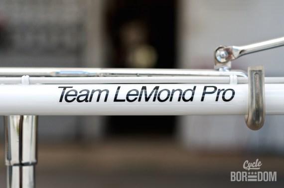 #InTheShop: Team LeMond Pro at Velo Classique