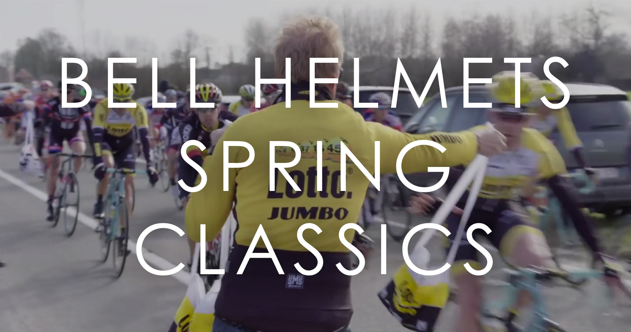Bell Helmets Spring Classics: Tour of Flanders