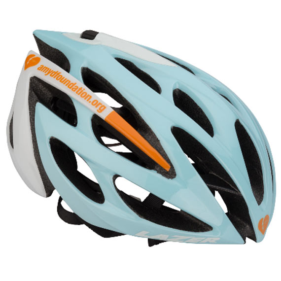 Released: Lazer Amy D. Foundation Helmet