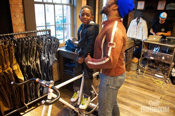 #BikeDC: Levi's Commuter Evening