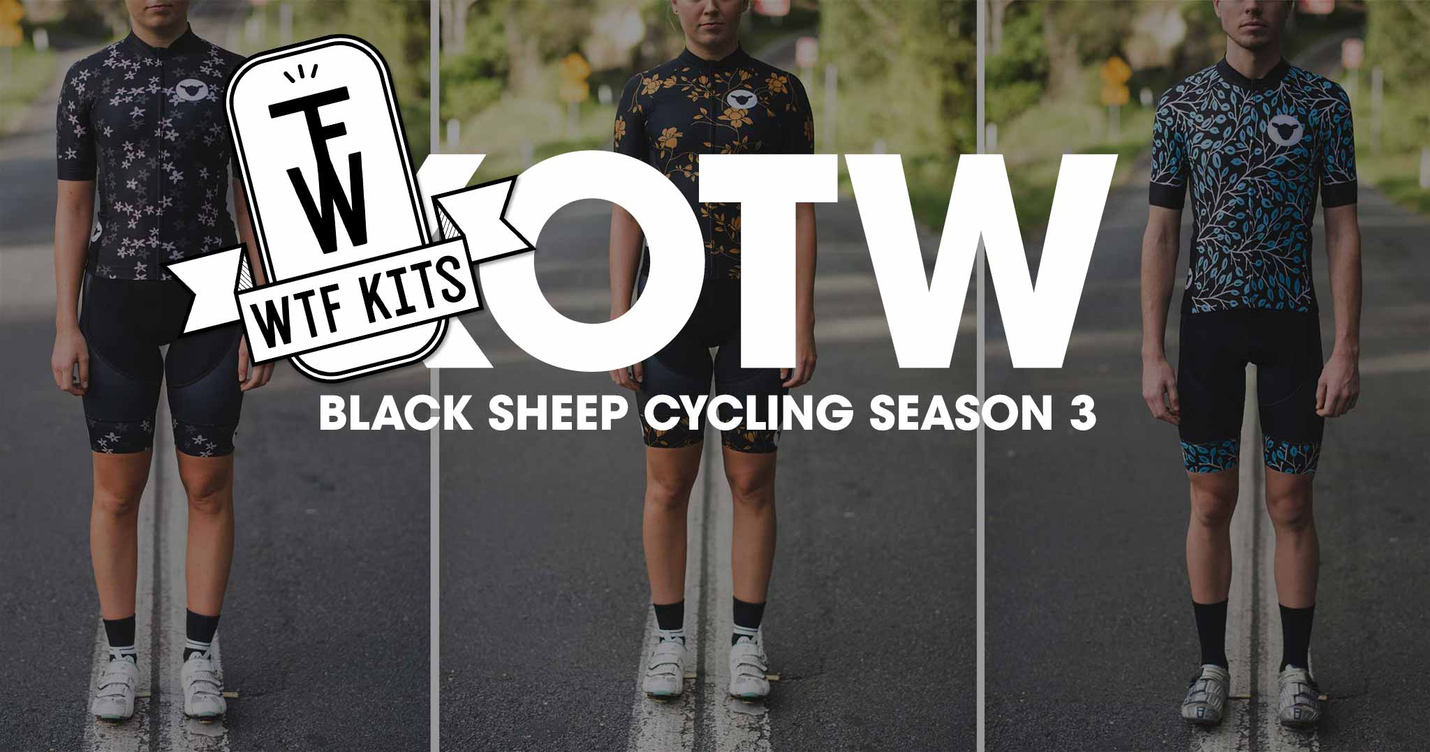 WTFKit Of The Week: Black Sheep Cycling Season 3