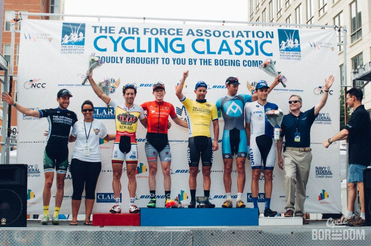 Photoset: 2015 Air Force Association Cycling Classic - Clarendon Cup