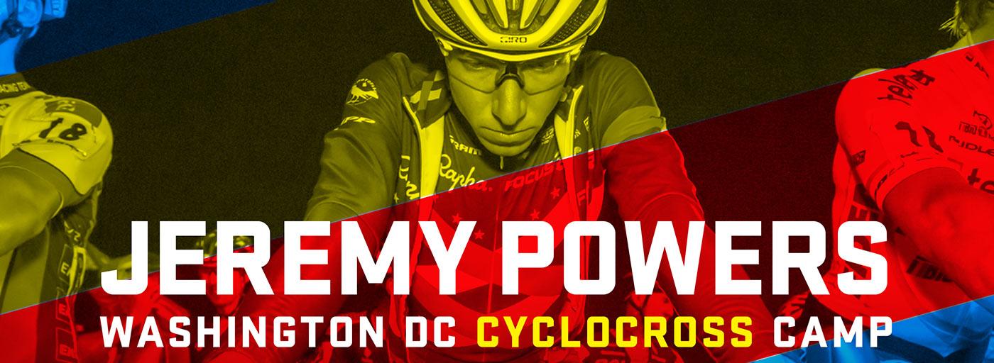 Jeremy Powers Washington DC Cyclocross Camp