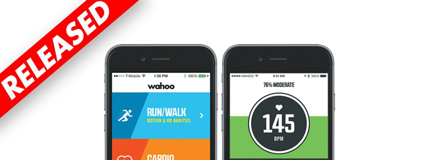 Released: Wahoo Fitness RunFit App