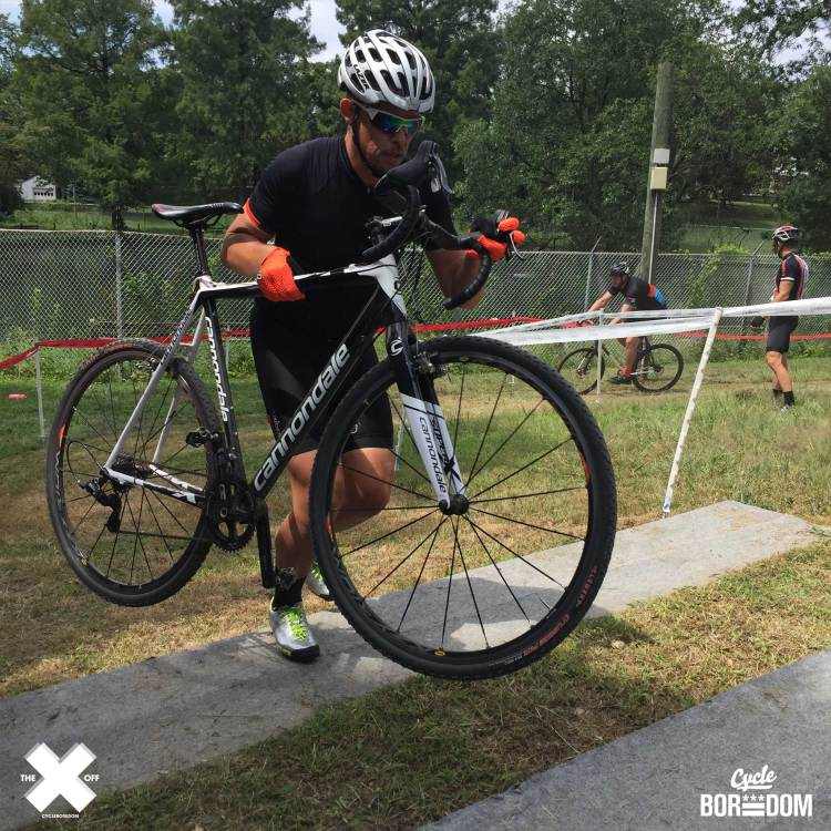 The CXOff: Jeremy Powers DC CX Camp