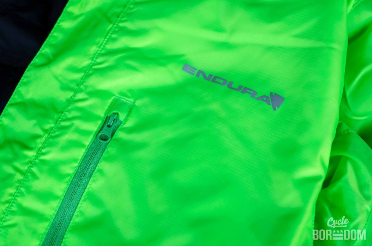 First Look: Endura Urban Flipjak Reversible Jacket - Interior Hi-viz