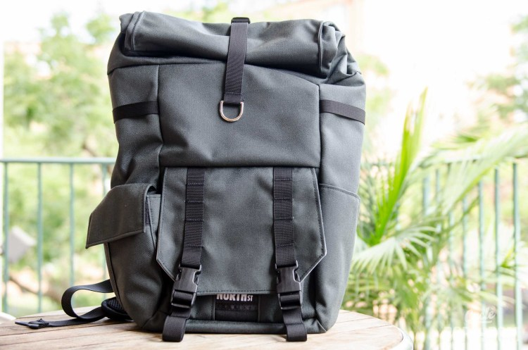 First Look: North St Clinton Backpack