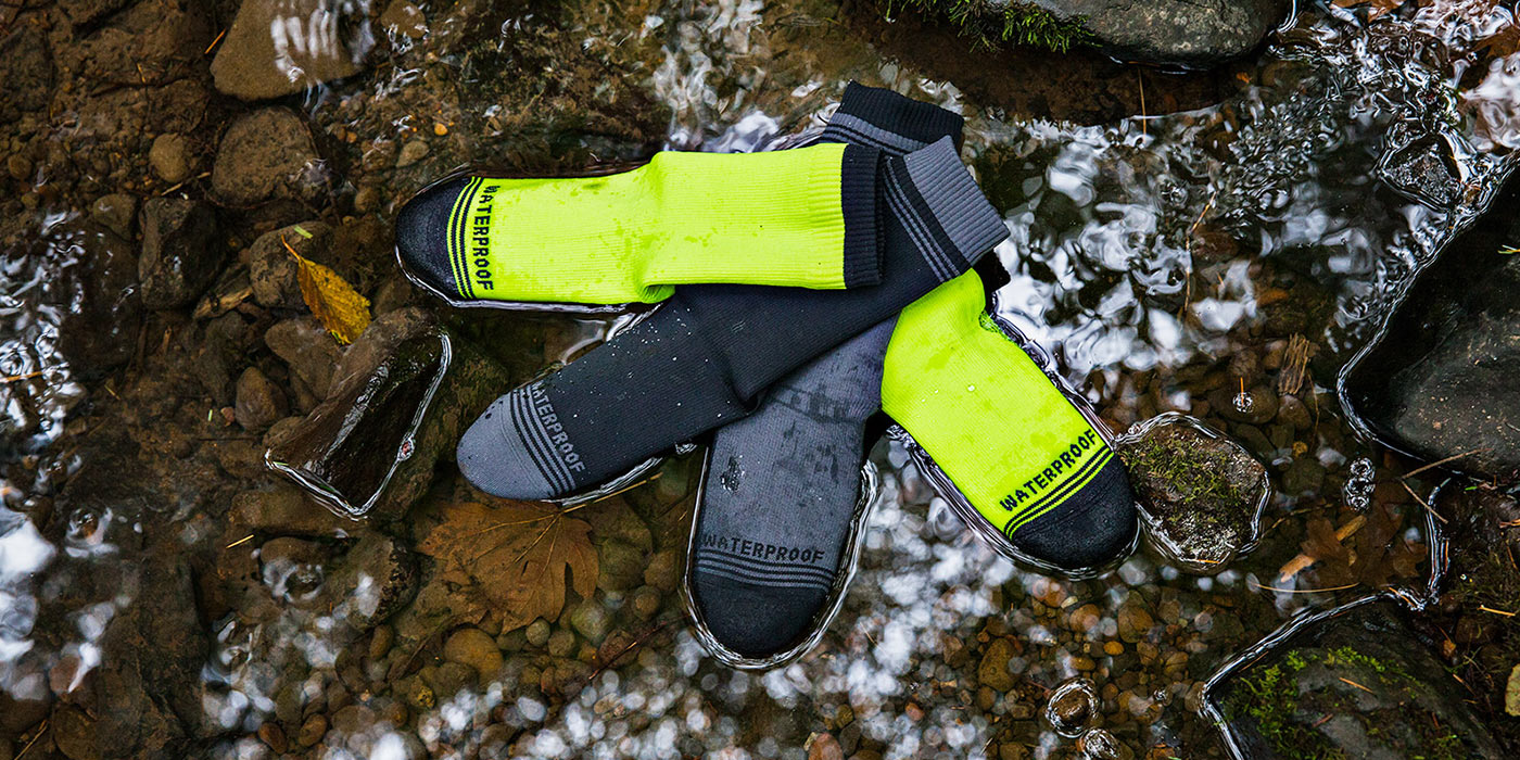 Released: Showers Pass Crosspoint Waterproof Socks - Main Image