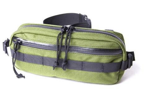 Released: Seagull Bags Trail Buddy - Olive Buddy