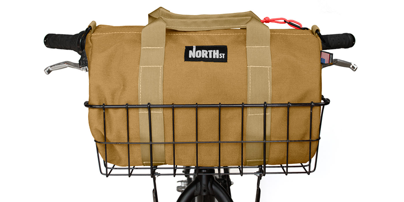 Released: North St Bags Scout Duffle Series