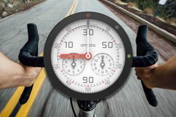 Released: OMATA Analog GPS Speedometer