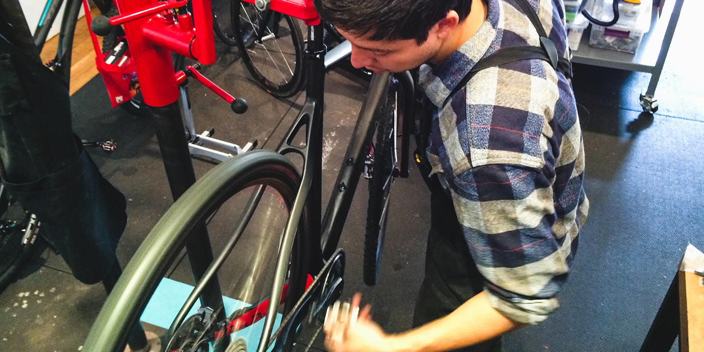 The CXOff: Sponsor Spotlight on District Cycle Works - Mid Season Checkup
