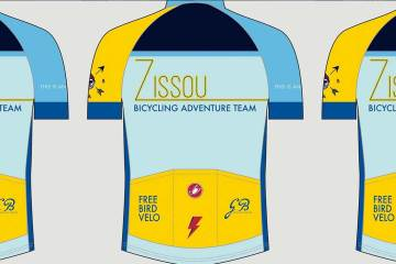 Kit of the Week: FreeBird Vélo Zissou Bicycling Adventure Team