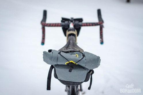 First Look: Apidura Compact Saddle Pack