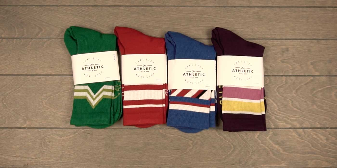 #MailDrop: The Athletic - The Legends Collection