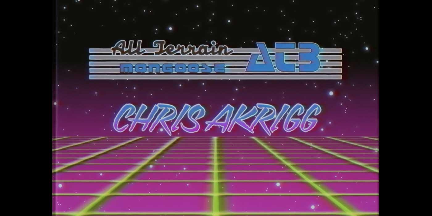 NEO RETRO GNAR - Chris Akrigg - Retro All-Terrain Biking