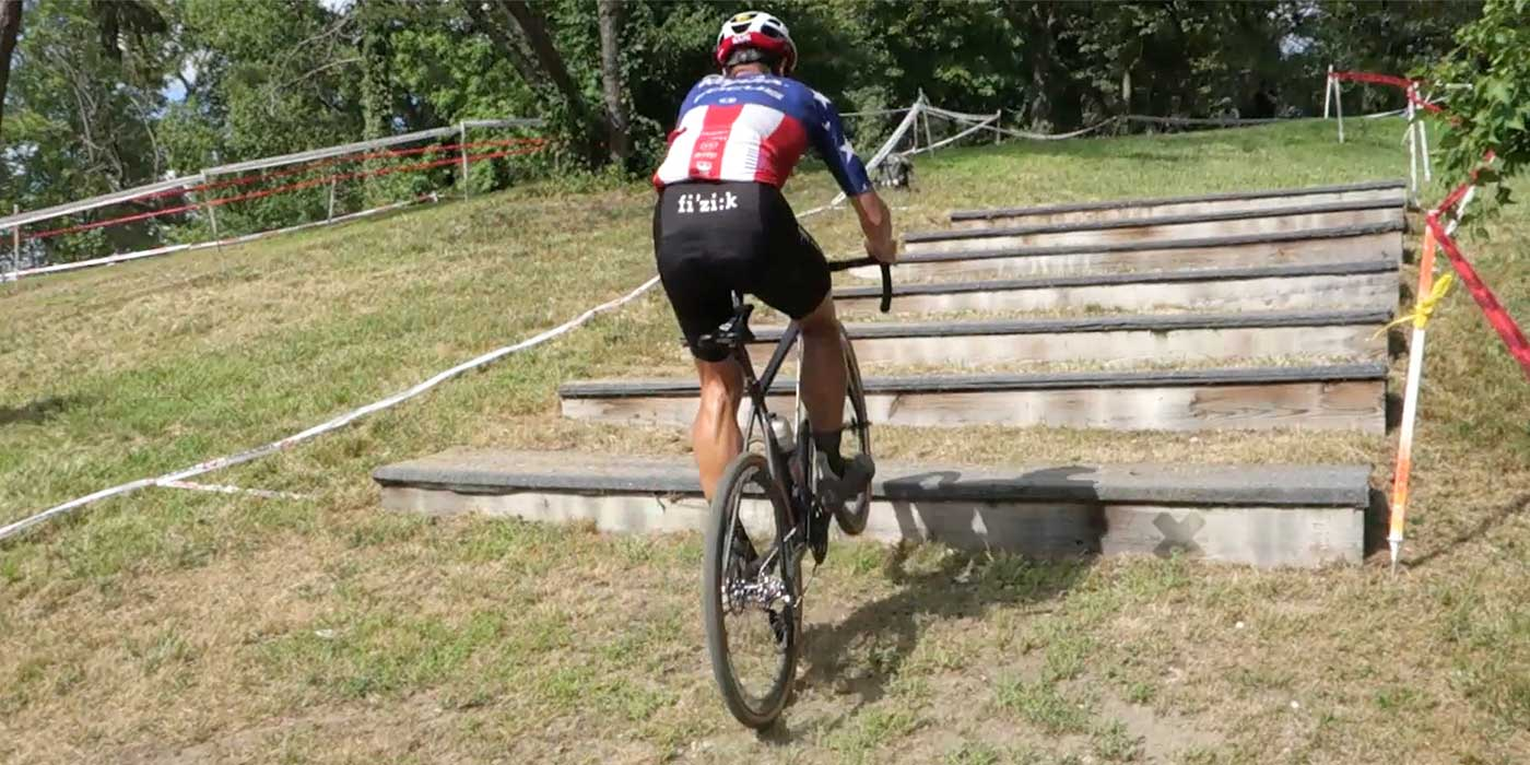 The CXOff: Jeremy Powers DC CX Camp D2