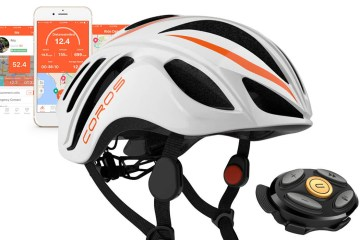 Released: Coros LINX Smart Helmet