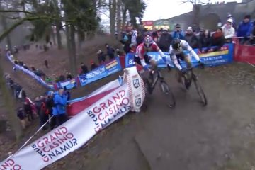 Screencap Recap: 2016 UCI Cyclocross World Cup - Namur