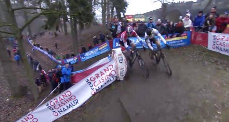 Screencap Recap: 2016 UCI Cyclocross World Cup - Namur