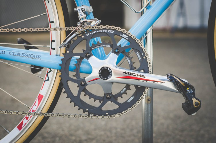 #InTheShop: Bruce Gordon at Velo Classique