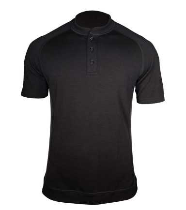 Released: Showers Pass Short Sleeve Henley Baselayer