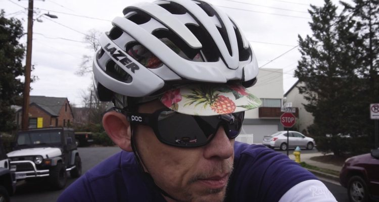 #TheRide (3/7/17): Discussing Tire Pressures & the Half Arlington Loop, Feat: Rapha and Velocio