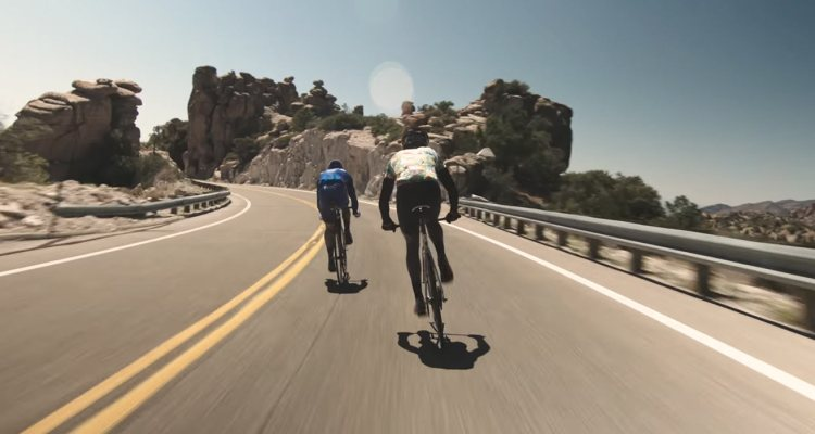 State Bicycle Co. Presents: Riding Fixed, Up Mountains, With Pros