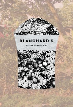 Blanchard's Coffee x Richmond Bicycle Studio x Cutaway USA Coffee Camo Kits